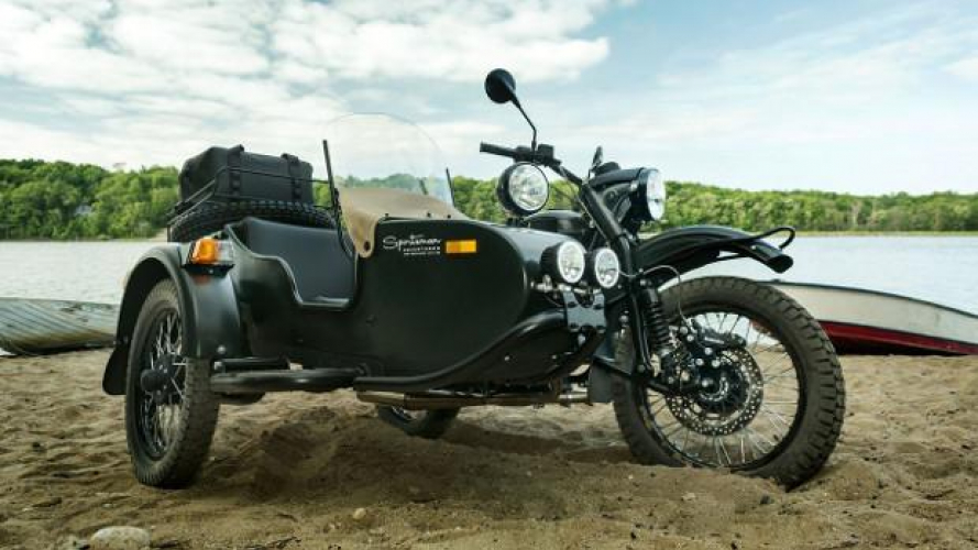 Ural Sportsman Package 2016
