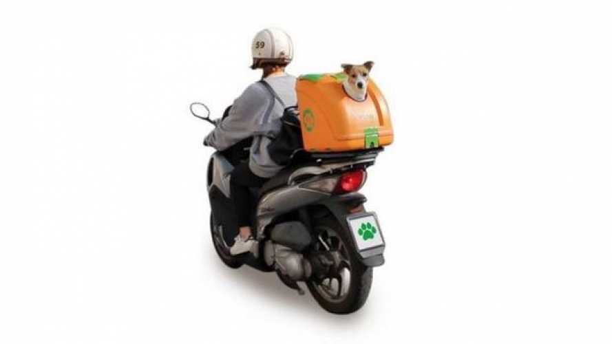 "EICMA 2015: presentato ""Pet on Wheels"""