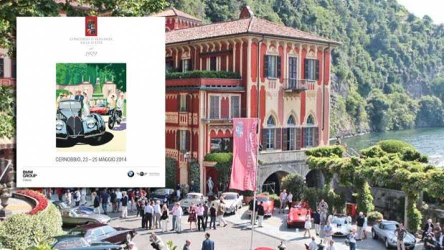 Concorso d'Eleganza Villa d'Este 2014: in programma dal 23 al 25 maggio