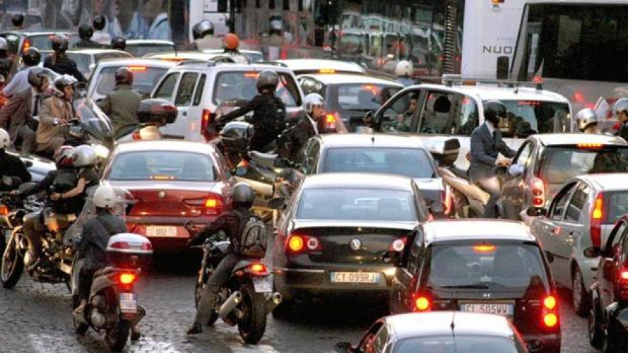 Roma 20 dicembre: nuovo blocco veicoli inquinanti