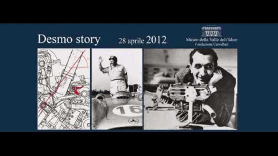 Ducati: una mostra dedicata interamente al sistema desmodromico