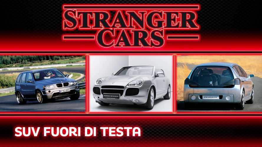 """Stranger Cars, quando i SUV vogliono """"farlo strano"""""""