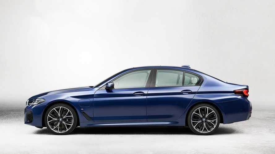 BMW, 5 Serisi'ne yeni bir plug-in hibrit model ekledi