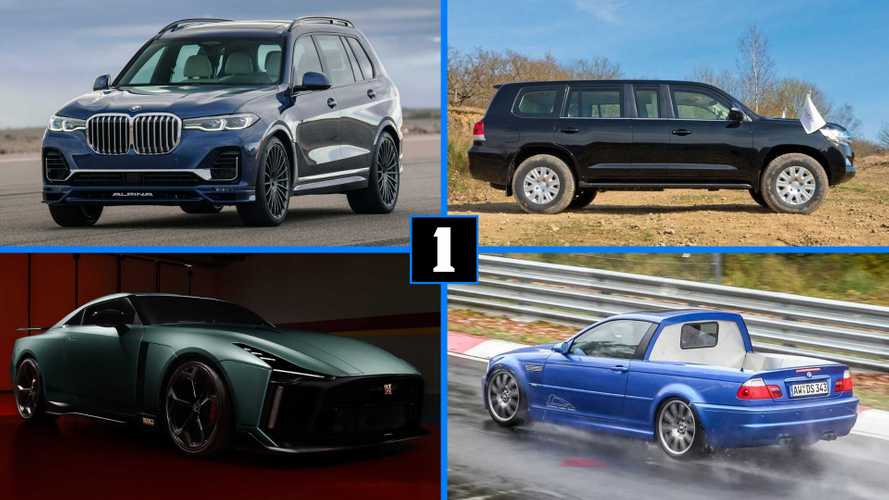 Motor1.com's Best Modified Cars Of The Week