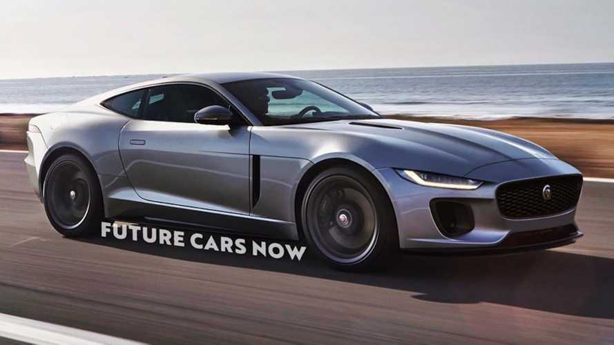 Jaguar XK Rendering Brings Back The Sports Coupe From The Dead