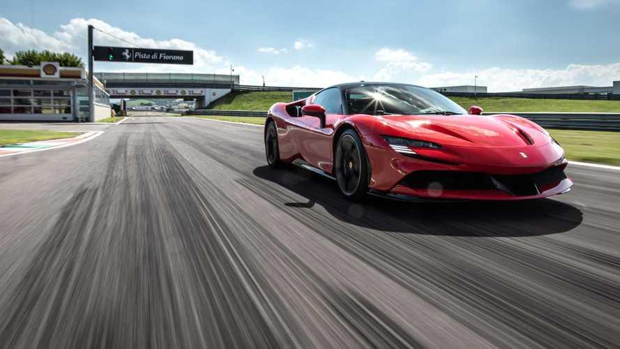 VIDÉO - L'incroyable accélération de la Ferrari SF90 Stradale de 0 à 200 km/h