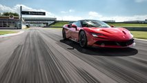 video acceleration ferrari sf90 stradale