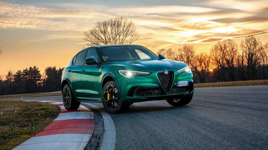 Süper SUV yenilendi: 2020 Alfa Romeo Stelvio Quadrifoglio