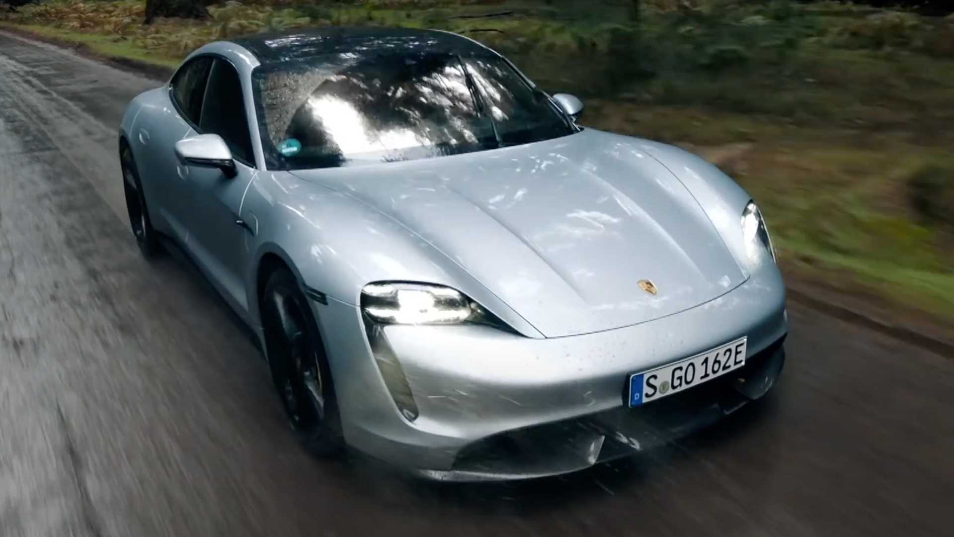 Chris Harris Finds Taycan Turbo S As The Most Comfortable Porsche Ever