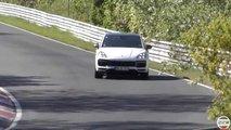Porsche Cayenne Coupé GTS 2020, fotos espía