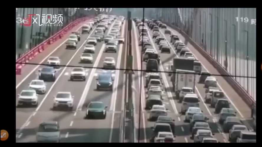Chinese bridge wobble is like a nightmare come true