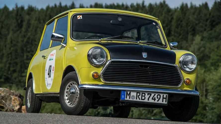 Mini Cooper Mr. Bean