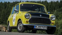 Mini Cooper Mr. Bean