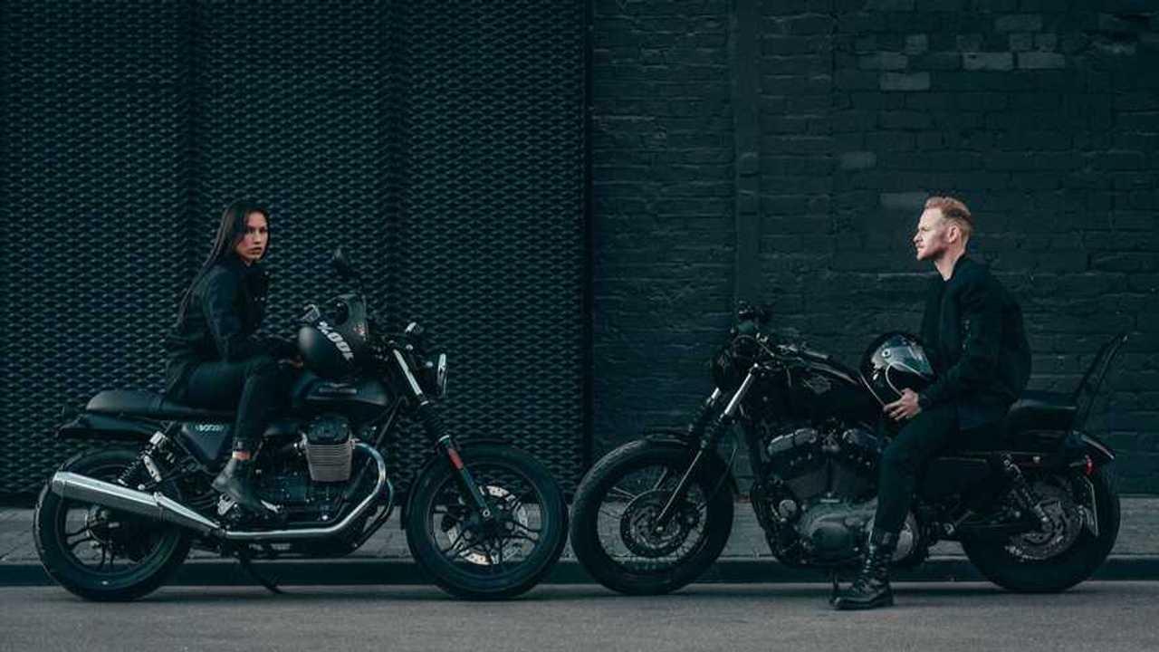 Pando Moto Black Dyneema Jeans