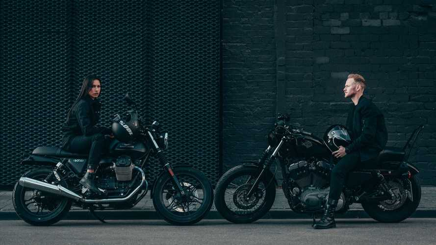 Pando Moto Steel Black 02 Dyneema Riding Jeans