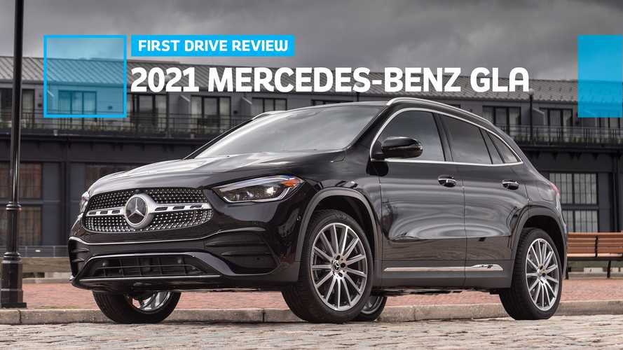 2021 Mercedes-Benz GLA First Drive Review: Sophomore Success