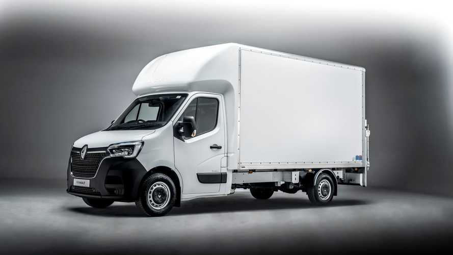 Renault Expands Master Z.E. Range With A New Chassis-Cabin Version