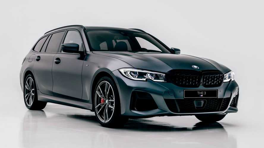 BMW M340i Touring First Edition Is The Fast Wagon Of Our Dreams