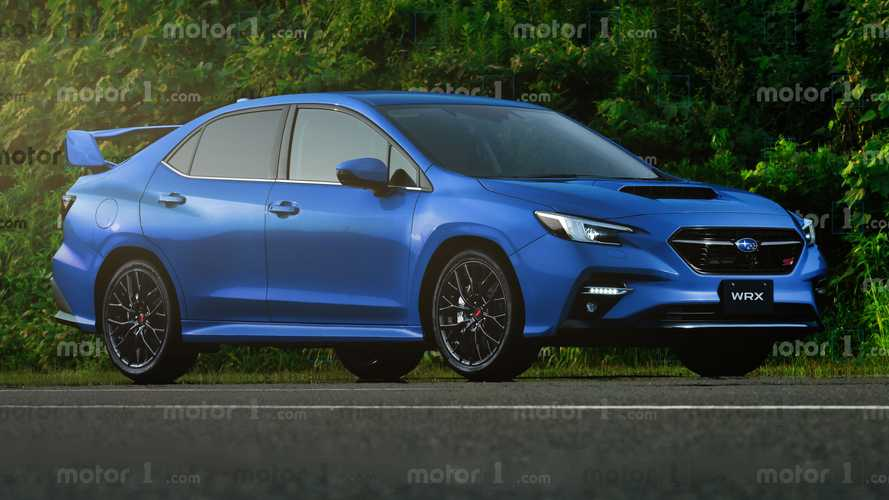 2022 Subaru WRX: Here's what it could look like