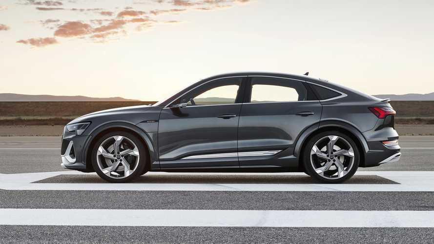 Audi raddoppia la potenza di ricarica in AC sulla e-tron S