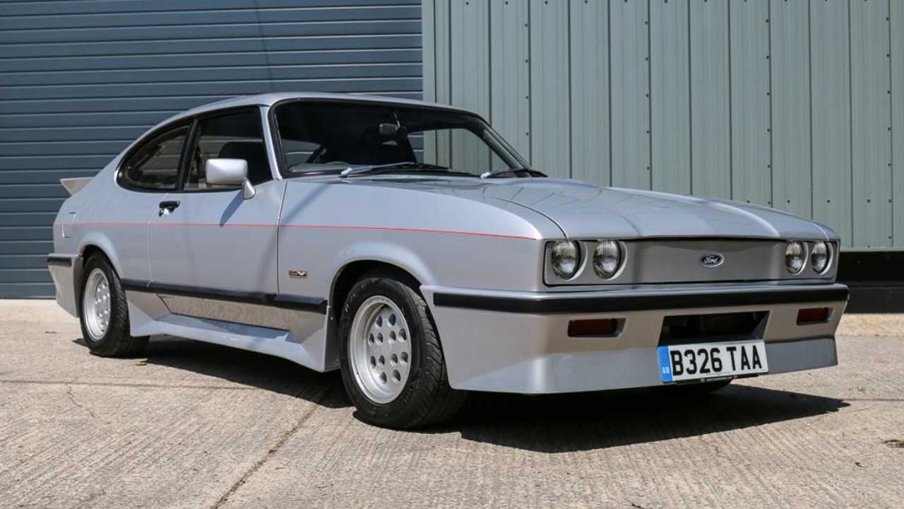 1980s fast Fords out in force for CCA's September auction