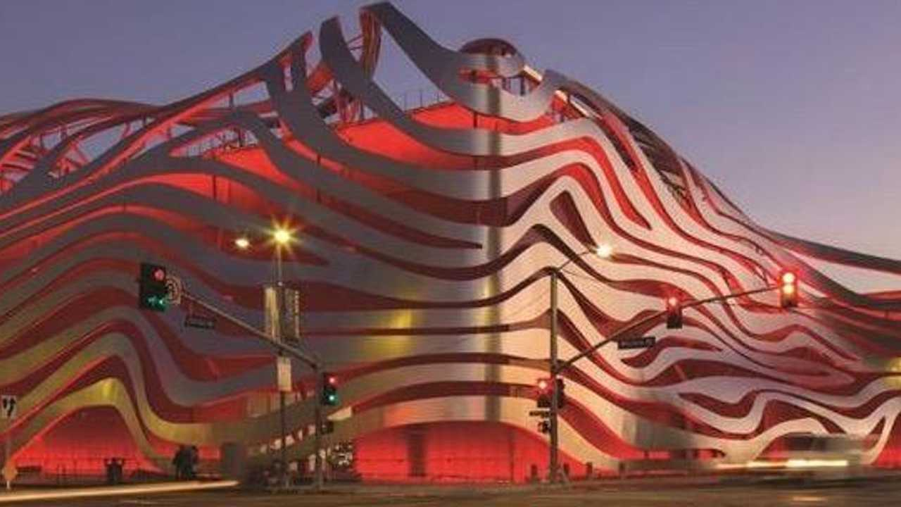 RM Sotheby's announces Petersen Automotive Museum Auction