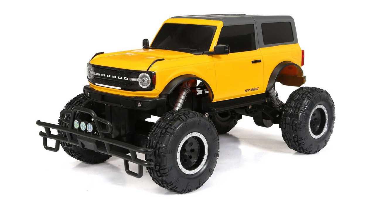 New Bright 1/8 Ford Bronco Remote Control