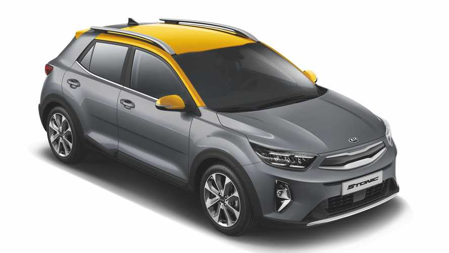 Kia Stonic upgraded with mild-hybrid power and new safety tech