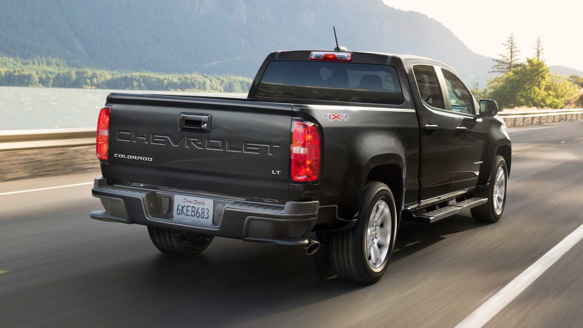2021 chevy colorado tailgate can be retrofitted to 2015