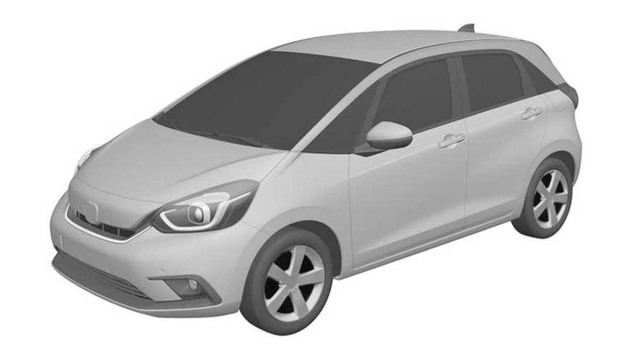 Honda Fit 2021 - Registro no Brasil
