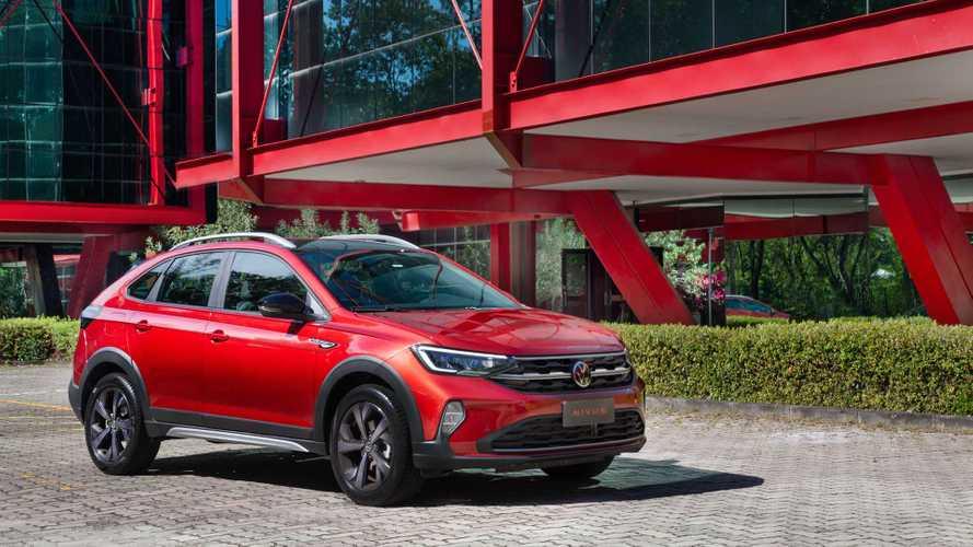 Novo Volkswagen Nivus esgota na pré-venda de 1.200 unidades em duas horas
