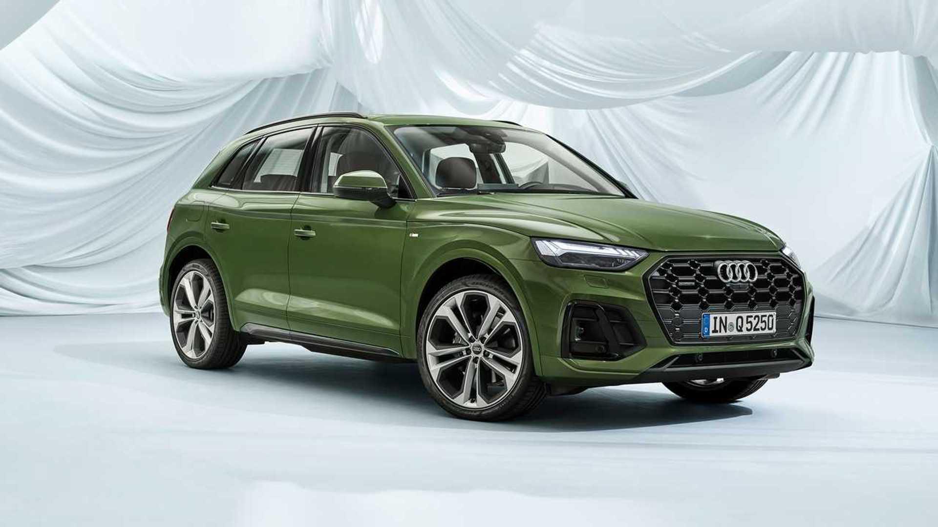 Audi Q5 II Restyling (2020) 51