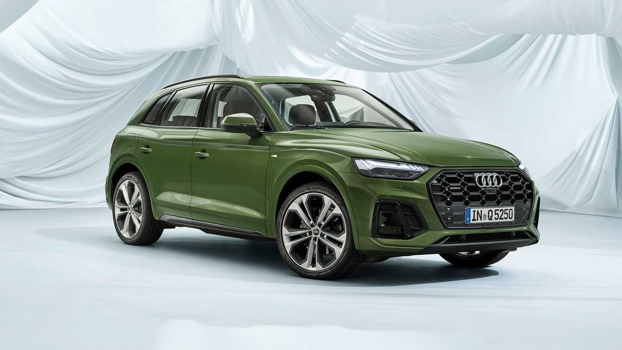 Updated 2021 Audi Q5 Debuts With A Fresh New Look And Lower Price