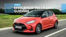 nuova toyota yaris 2020 prova video novita