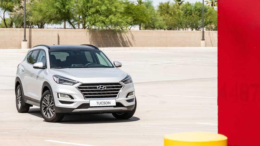 Hyundai Tucson da yeni donanımına kavuştu