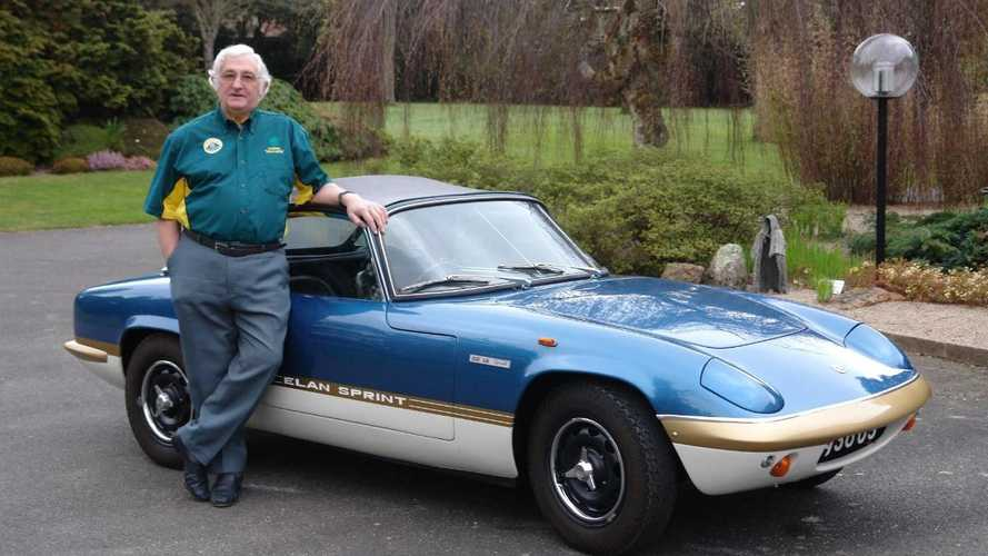 Lotus designer's personal collection donated to museum