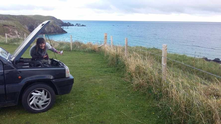 Bangernomics: Land's End to John o' Groats with a ropey Fiat Panda