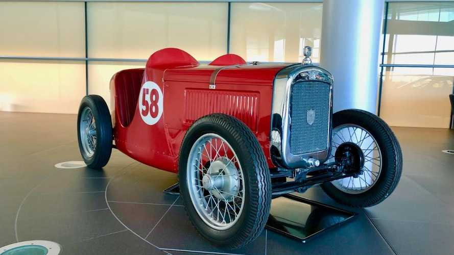 Bruce McLaren's Austin 7 Ulster: The car that started it all