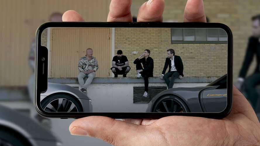 Polestar e Koenigsegg confrontano le proprie auto in un video