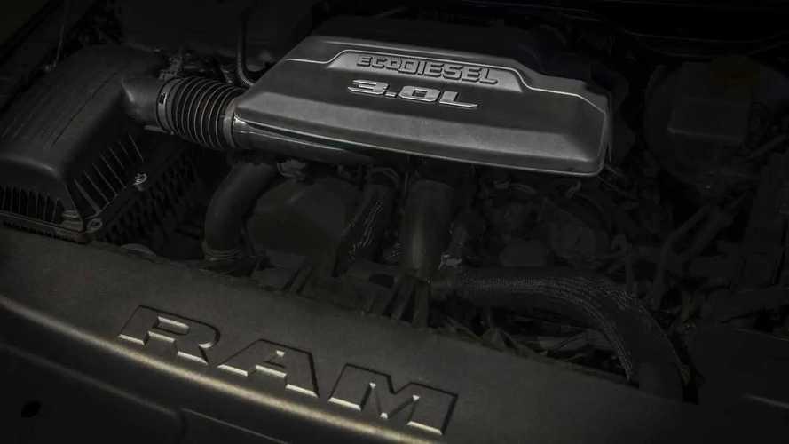 Ram 1500 Limited EcoDiesel, la prova