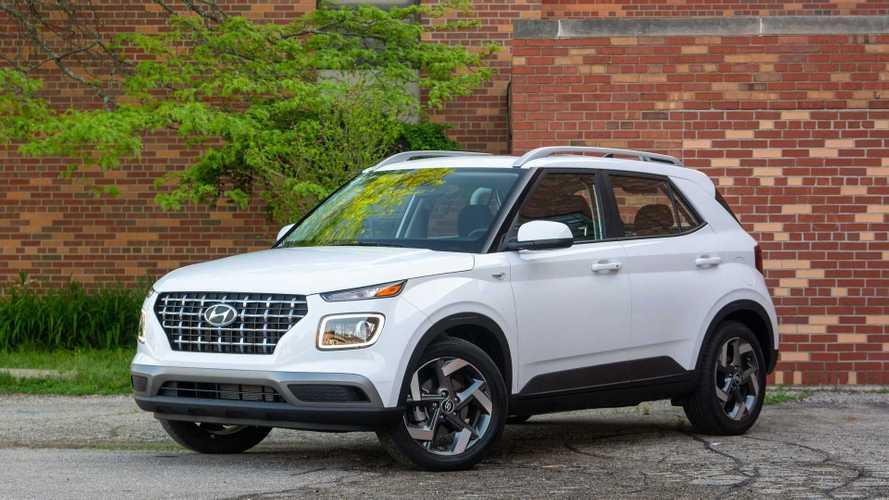 2020 Hyundai Venue: Review