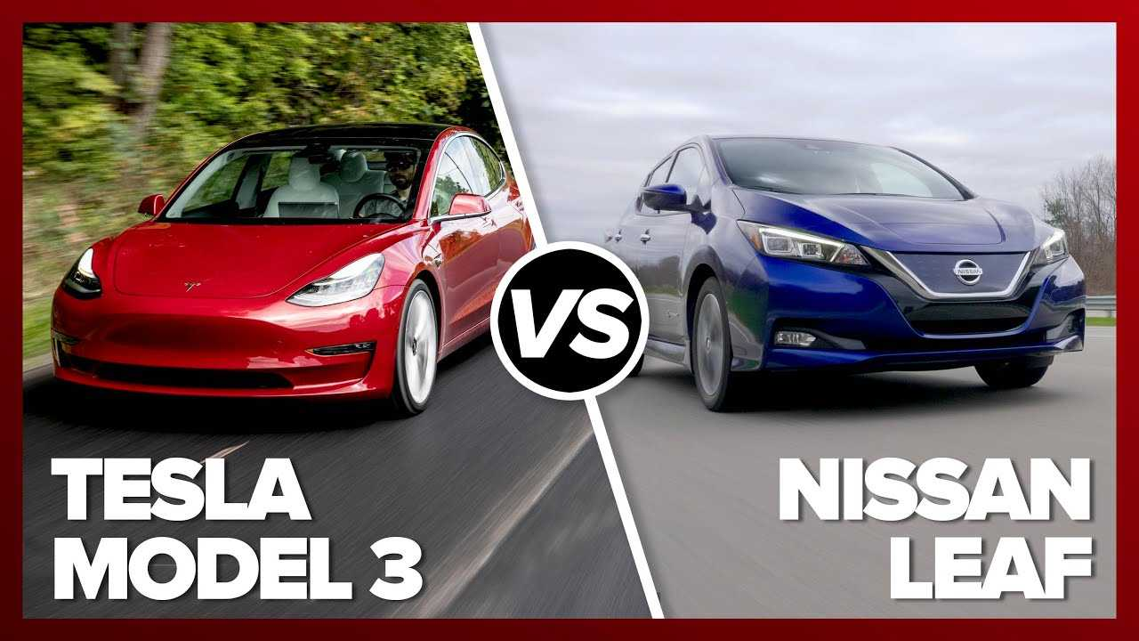 Can The Nissan LEAF Really Compete With The Tesla Model 3?