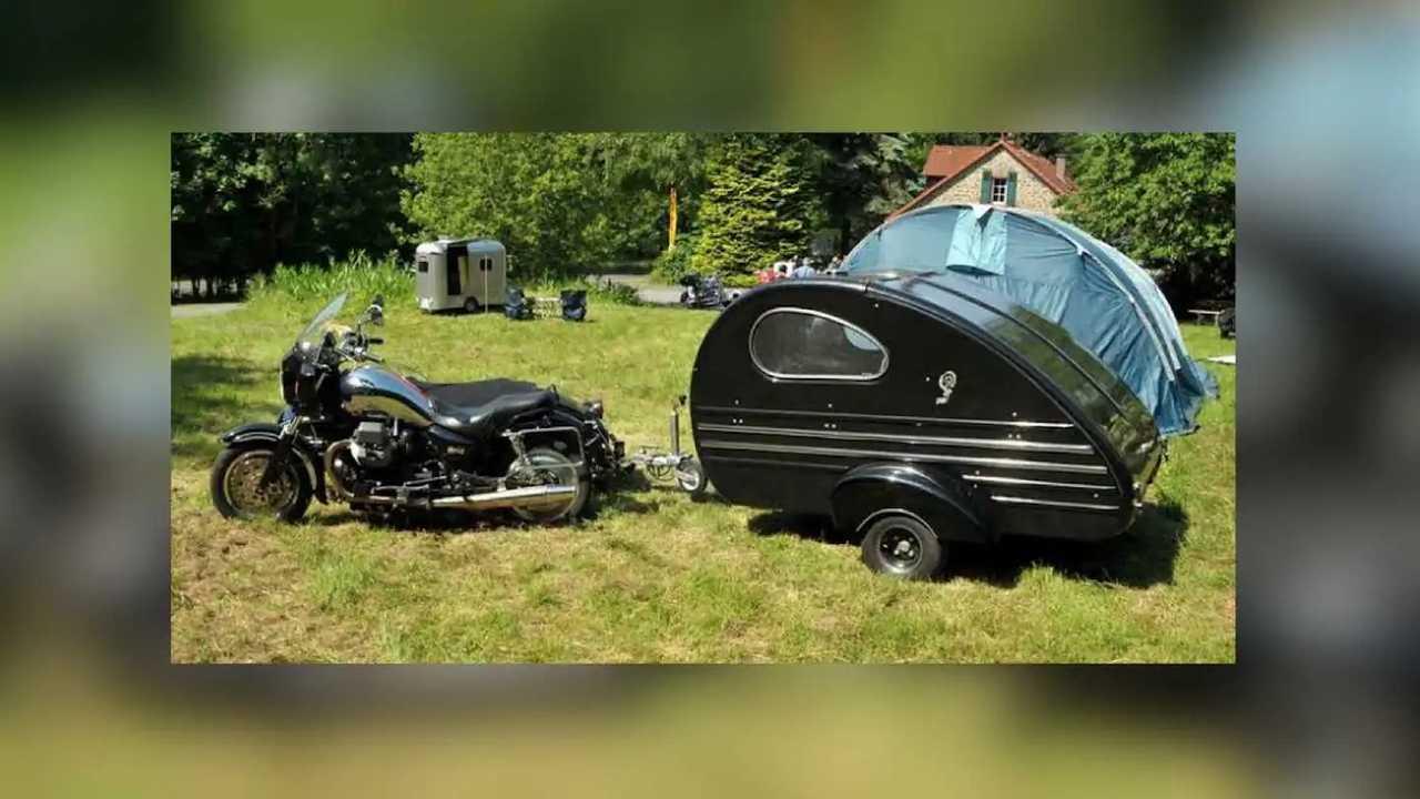 Moto Guzzi California Camper