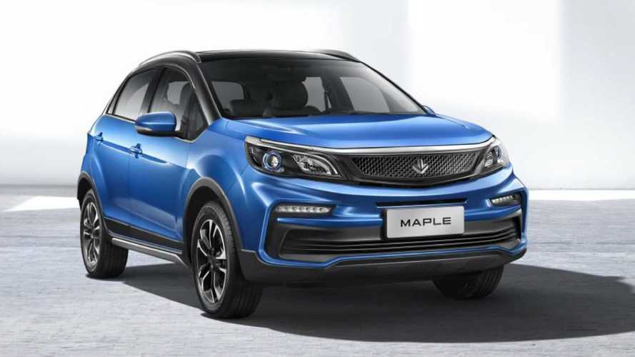 La carica dei SUV elettrici low-cost: Maple 30X in Cina costa 9.600 €