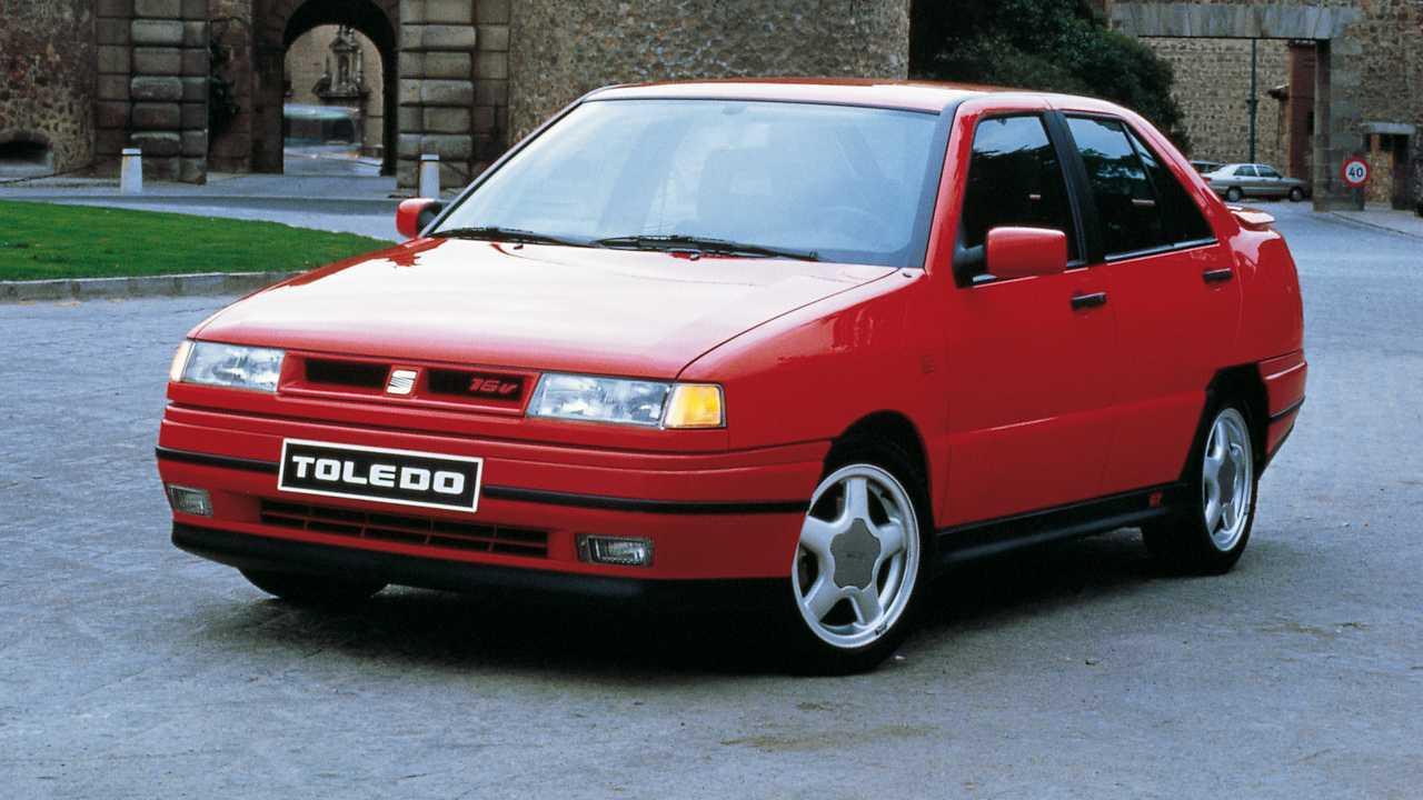 SEAT Toledo I (1991-1999)