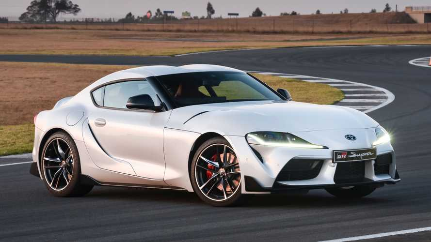 Toyota Supra Getting A Six-Speed Manual: Report