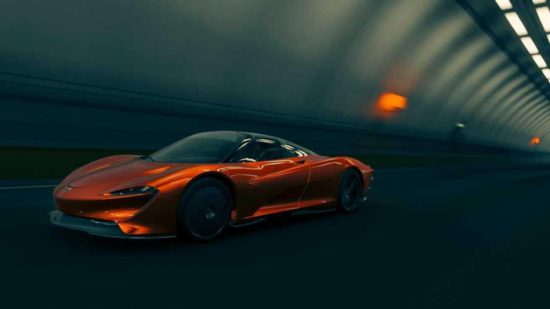 McLaren launches #DriveatHome initiative with Forza