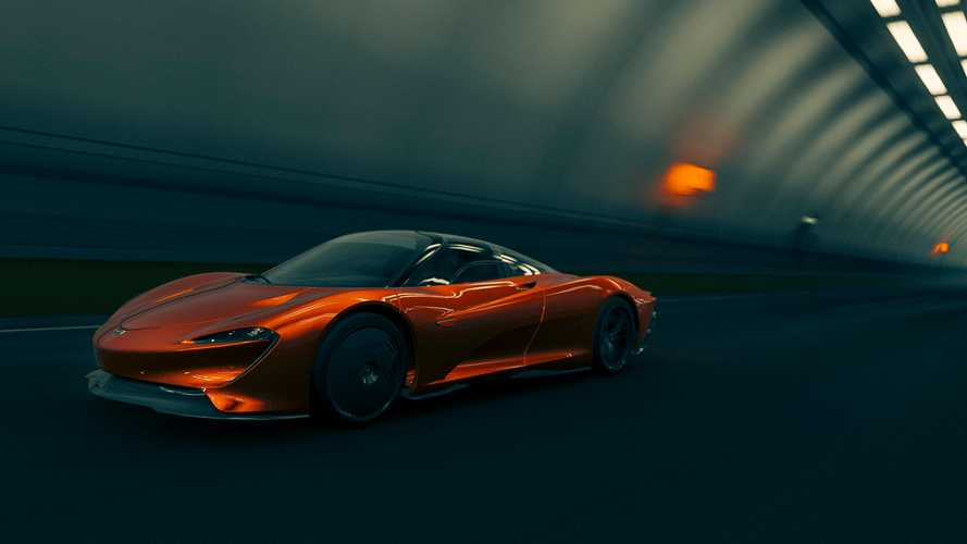 McLaren launches #DriveatHome initiative with Forza