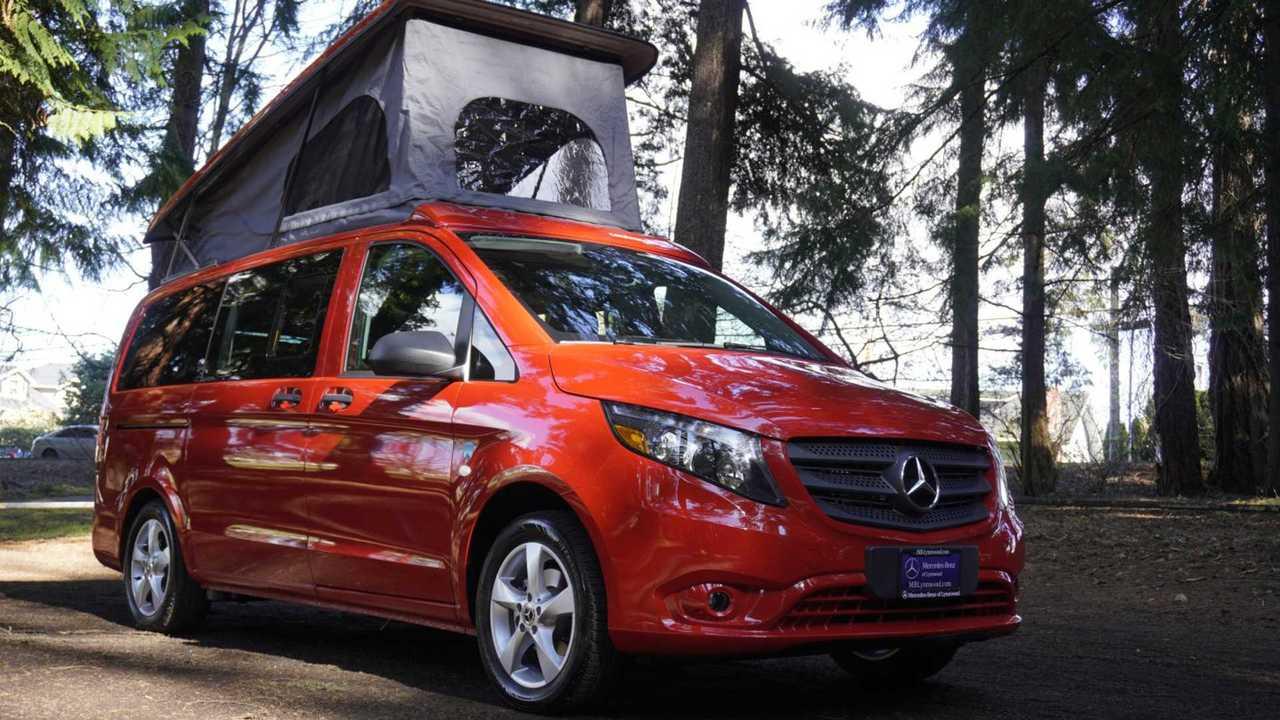 Caravan Outfitter Backroad Camper Van