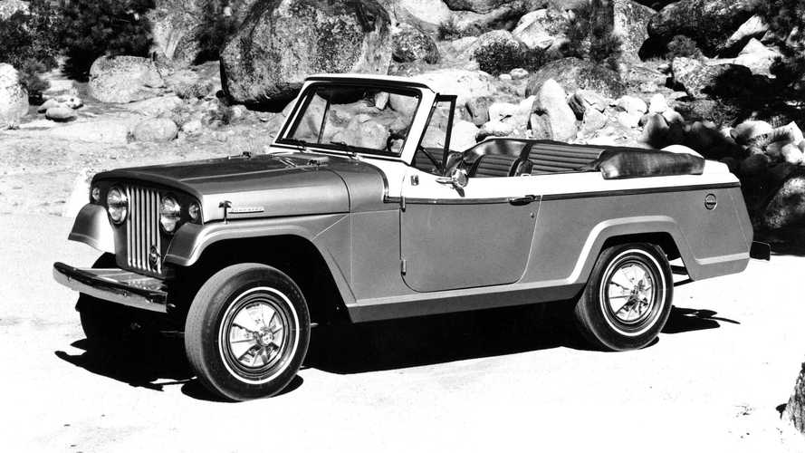 Willys-Overland / Jeep Jeepster